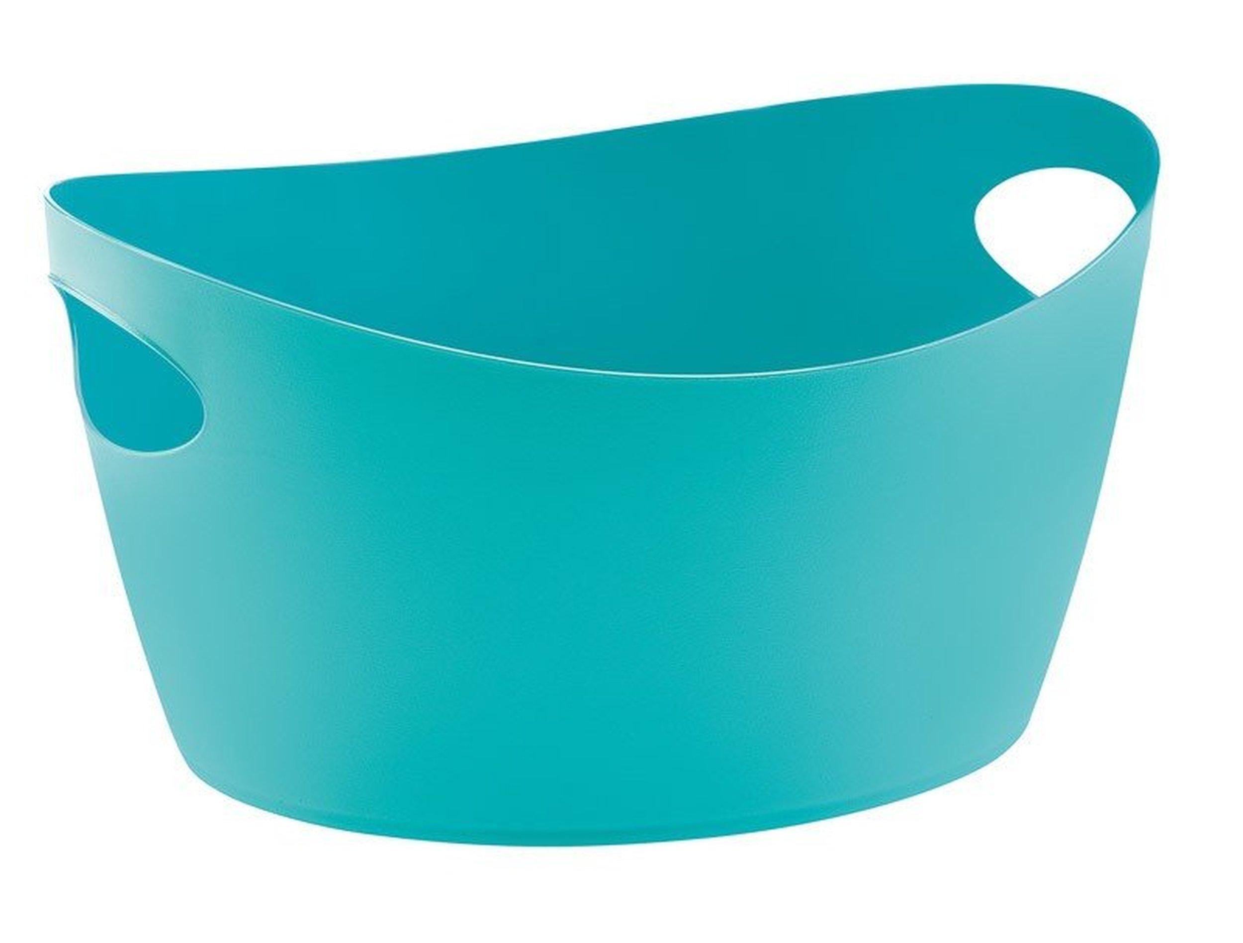 Miska Bottichelli M niebieska turkusowa