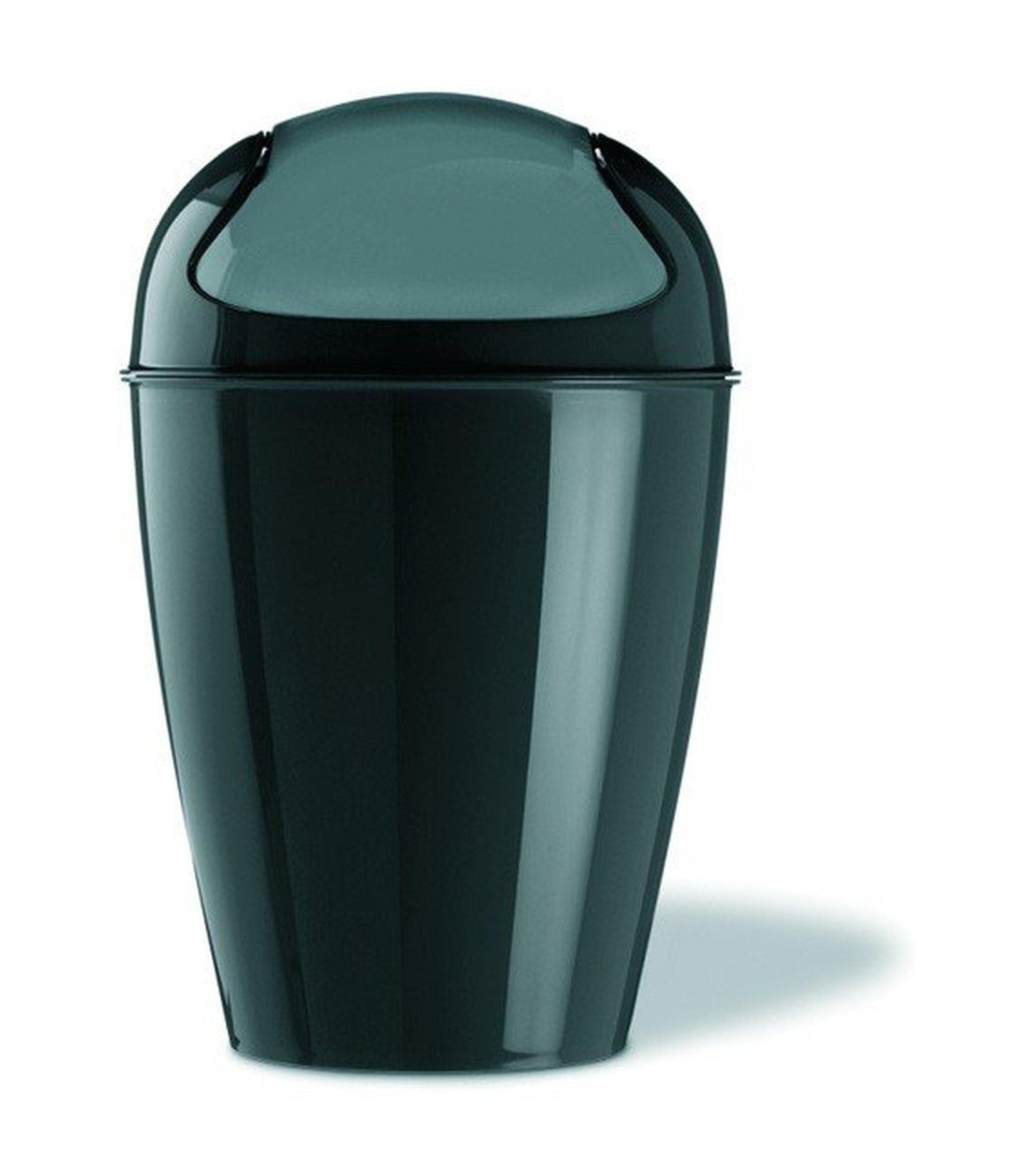 Kosz na śmieci Del XL czarny