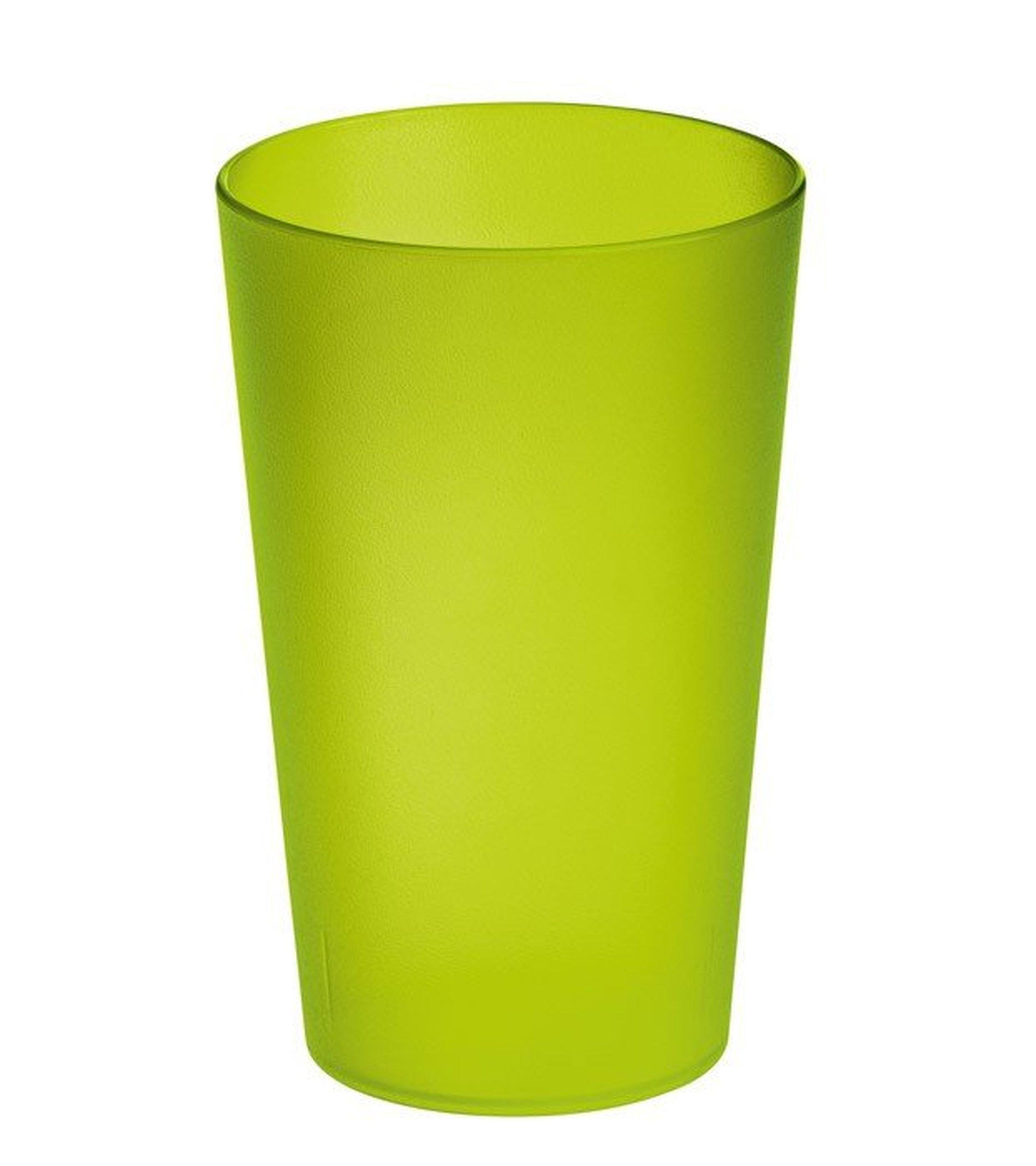 Kubek łazienkowy Rio zielony