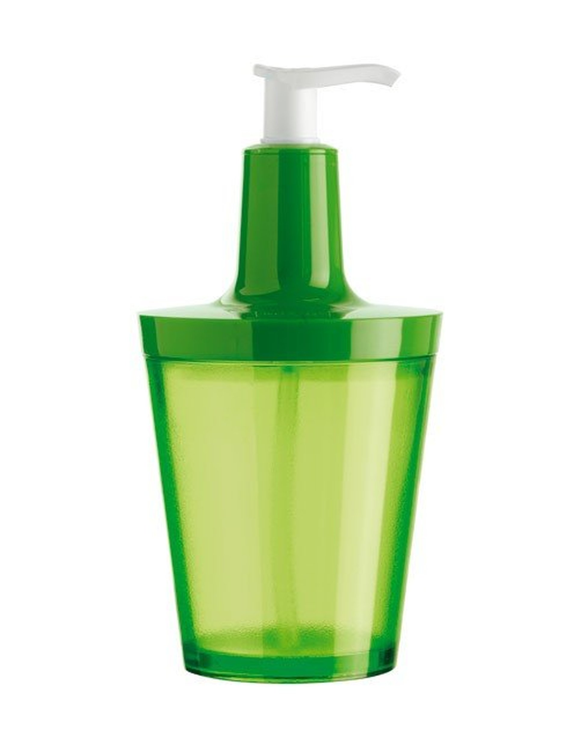 Dozownik do mydła Flow zielony