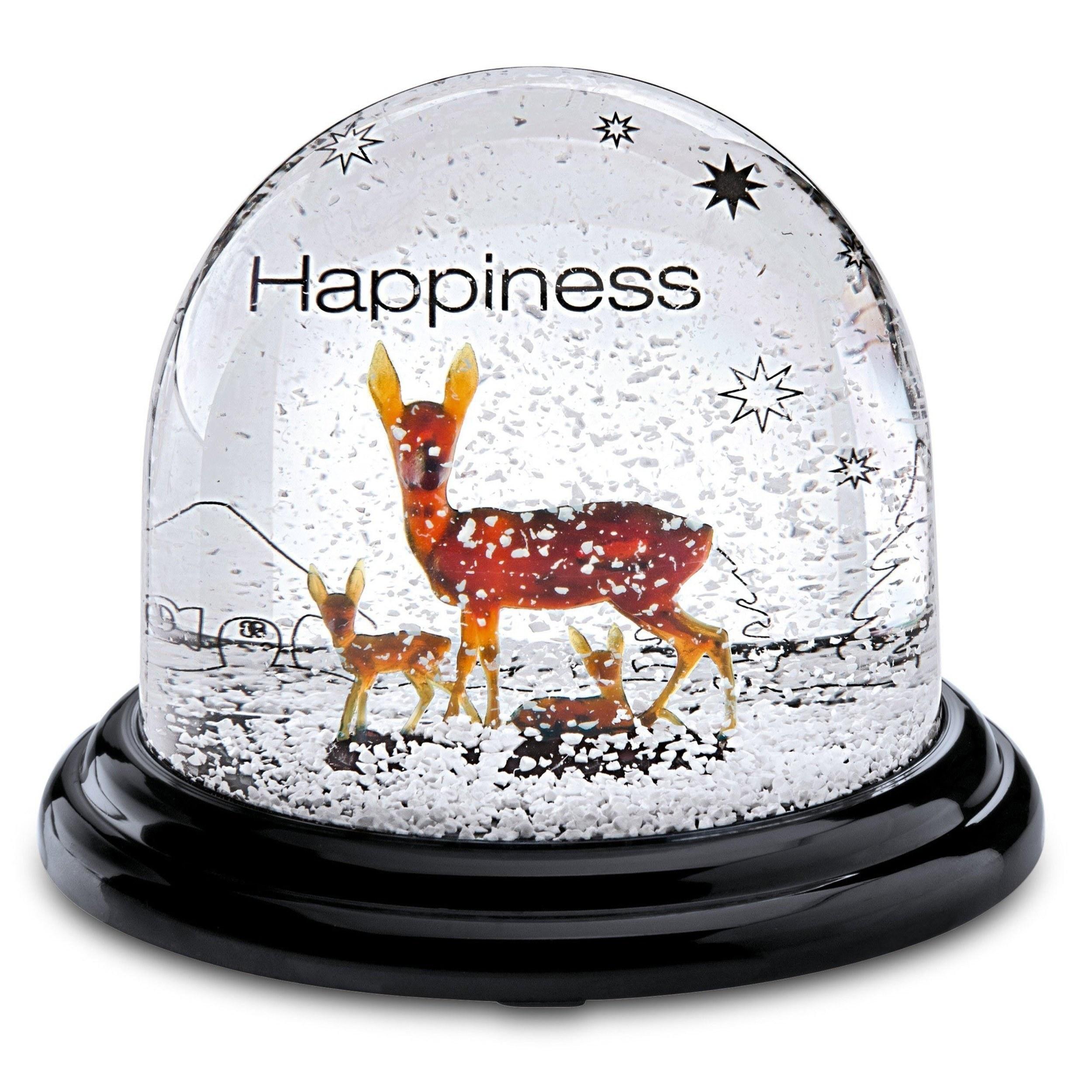 Dekoracja świąteczna Dream Globe Kitzy Family Big