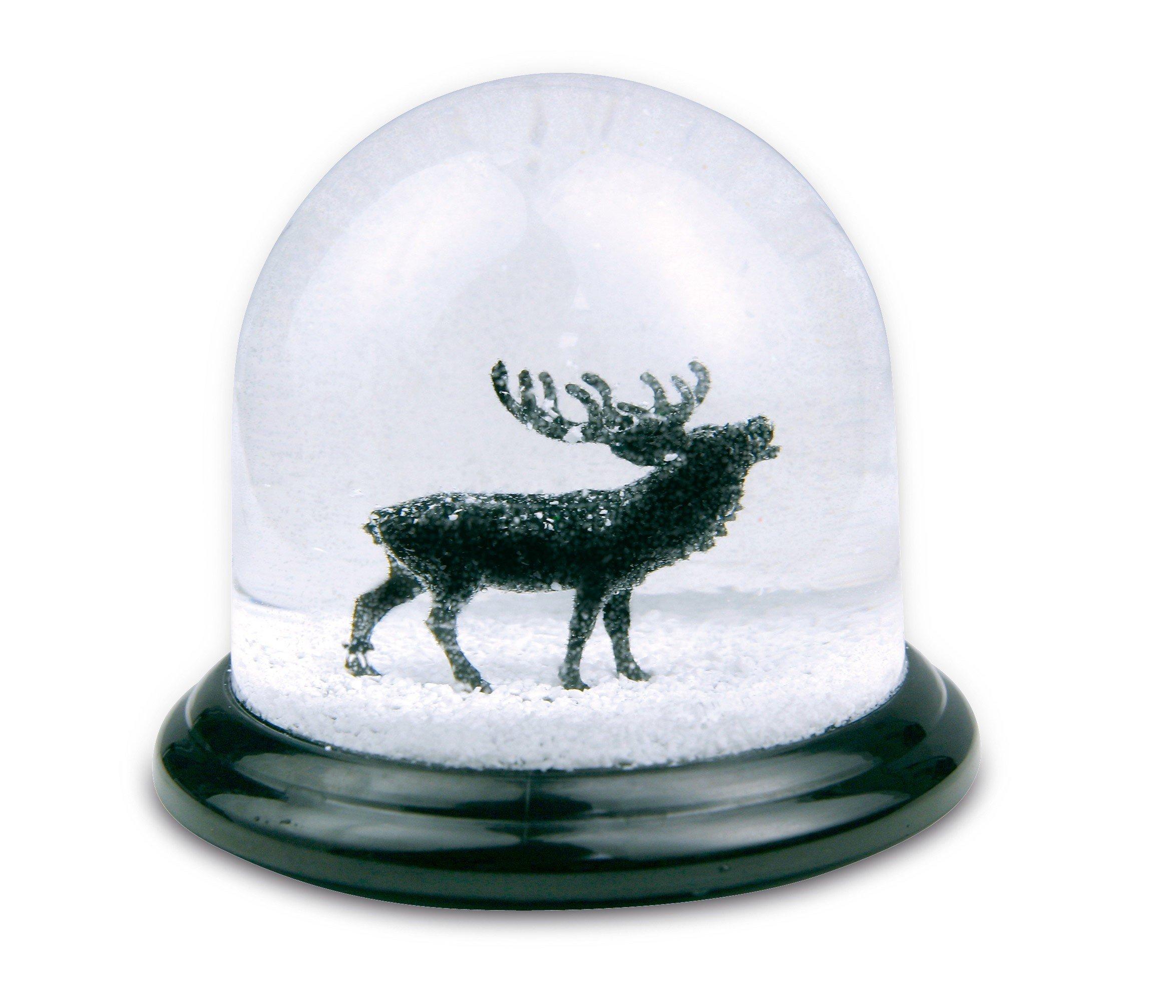 Dekoracja świąteczna Dream Globe Black Forest