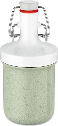 Butelka na wodę Plopp To Go Mini Organic 200 ml zielona