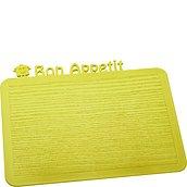 Deska śniadaniowa Happy Boards Bon Appetit musztardowa
