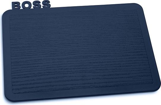 Deska śniadaniowa Happy Boards Boss welwetowy błękit