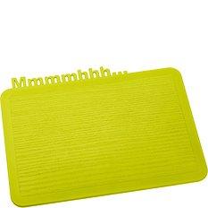 Deska śniadaniowa Happy Boards Mmmmhhh... musztardowa
