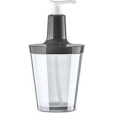 Dozownik do mydła Flow ciemnoszary