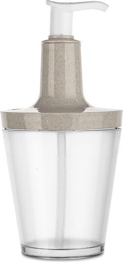 Dozownik do mydła Flow Recycled beżowy