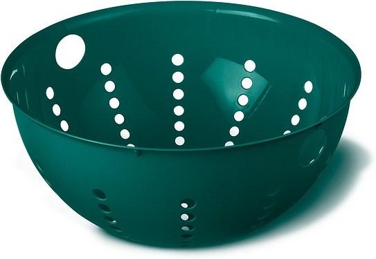Durszlak 28 cm emerald