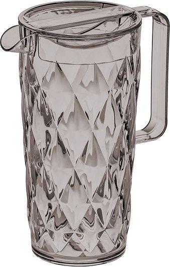 Dzbanek Crystal antracytowy