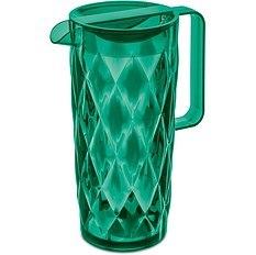 Dzbanek Crystal emerald