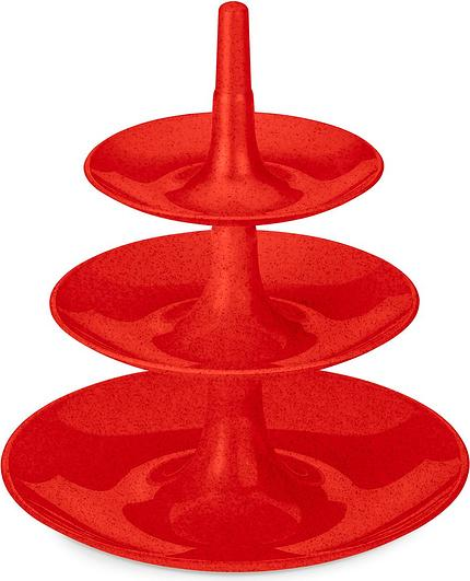 Etażerka Babell Organic XS czerwona