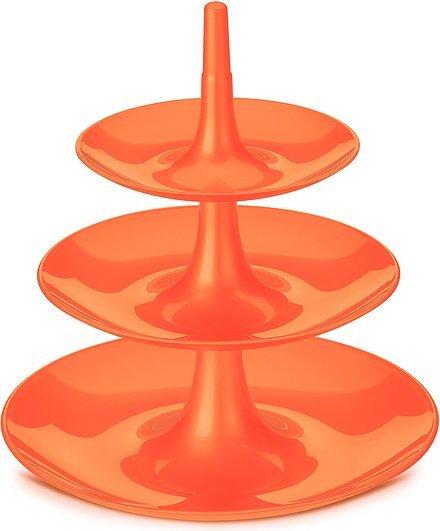 Etażerka Babell pomarańczowy neon edycja limitowana