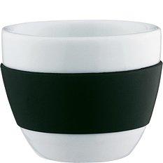 Filiżanka do cappuccino Aroma czarna