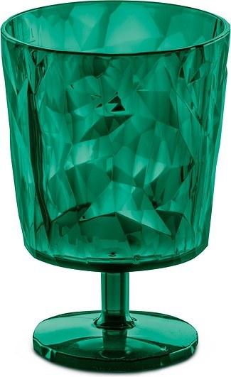 Kielich Club S zieleń emerald