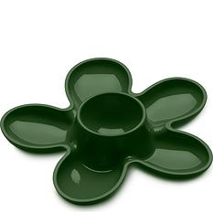Kieliszek do jajek A-pril 1 szt. zieleń leśna