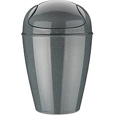 Kosz na śmieci Del Recycled M szary