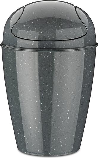 Kosz na śmieci Del Recycled S szary