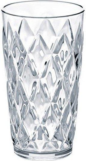 Kubek Crystal L bezbarwny przezroczysty