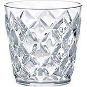 Kubek Crystal S bezbarwny przezroczysty