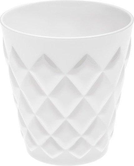 Kubek Crystal S biały