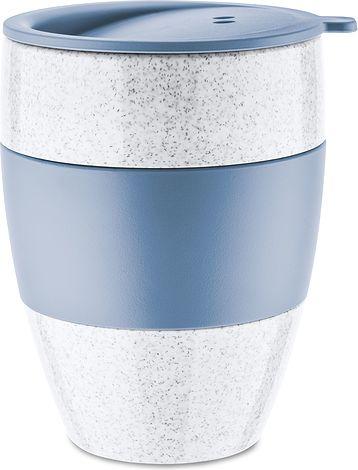 Kubek termiczny Aroma To Go 2.0 Organic niebieski
