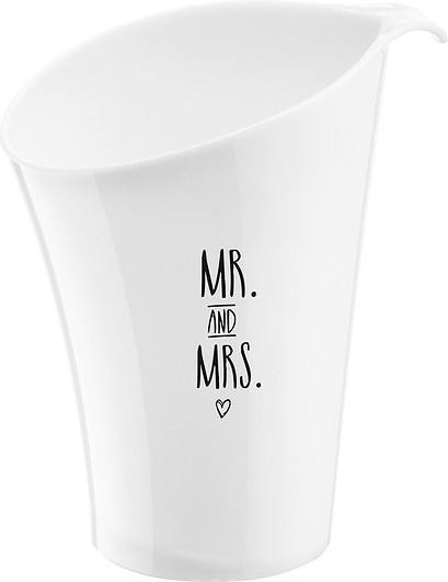 Kubełek do szampana Pure Mr. and Mrs.