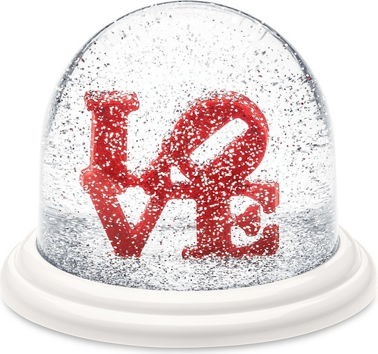 Kula dekoracyjna Love średnia