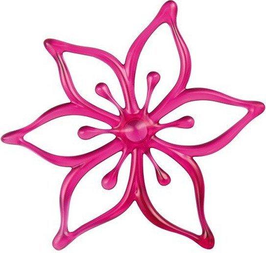 Kwiatek ozdobny do dekoracji Ivy Bloom różowy