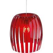 Lampa Josephine XL czerwona