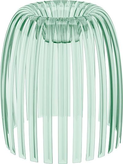 Lampa Josephine zieleń eukaliptusowa