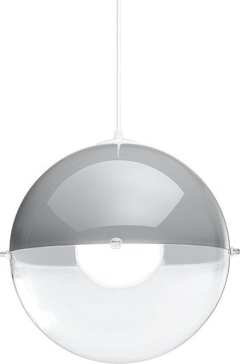 Lampa Orion szara