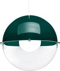 Lampa Orion zieleń emerald