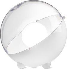 Lampa podłogowa Orion biała