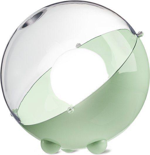 Lampa podłogowa Orion miętowa