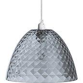 Lampa Stella S antracytowa przezroczysta