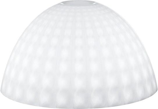 Lampa Stella Silk M nieprzezroczysta biała