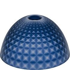 Lampa Stella Silk M przezroczysta welwetowy błękit