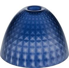 Lampa Stella Silk S przezroczysta welwetowy błękit