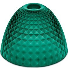Lampa Stella Silk S zieleń emerald