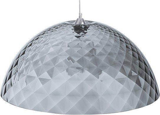 Lampa Stella XL antracytowa przezroczysta
