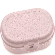 Lunchbox Pascal Mini Organic różowy