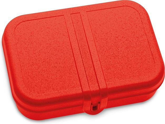 Lunchbox Pascal Organic L czerwony