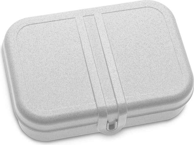 Lunchbox Pascal Organic L szary
