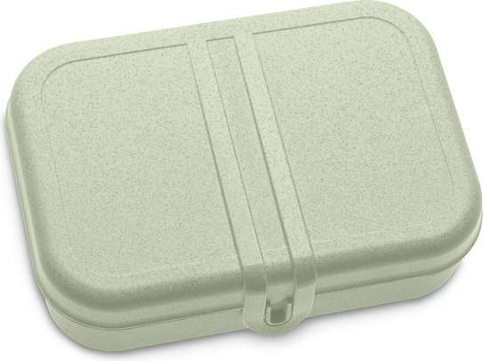 Lunchbox Pascal Organic L zielony