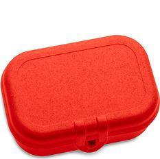 Lunchbox Pascal Organic S czerwony