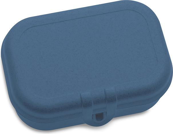 Lunchbox Pascal Organic S granatowy