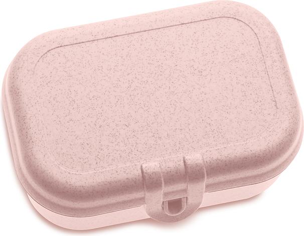 Lunchbox Pascal Organic S różowy