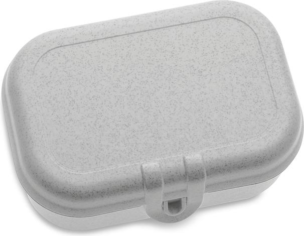 Lunchbox Pascal Organic S szary
