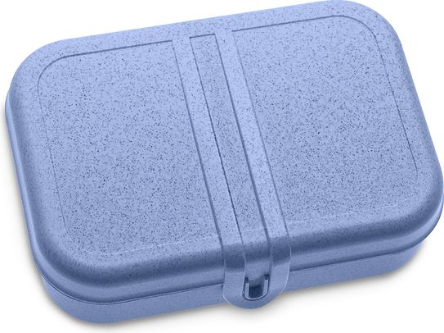 Lunchox Pascal L Organic niebieski